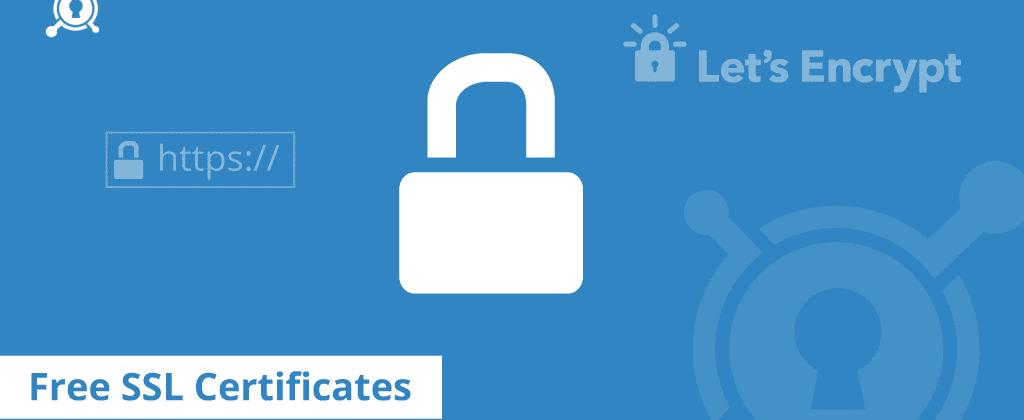 Let's Encrypt biedt gratis SSL-certificaten