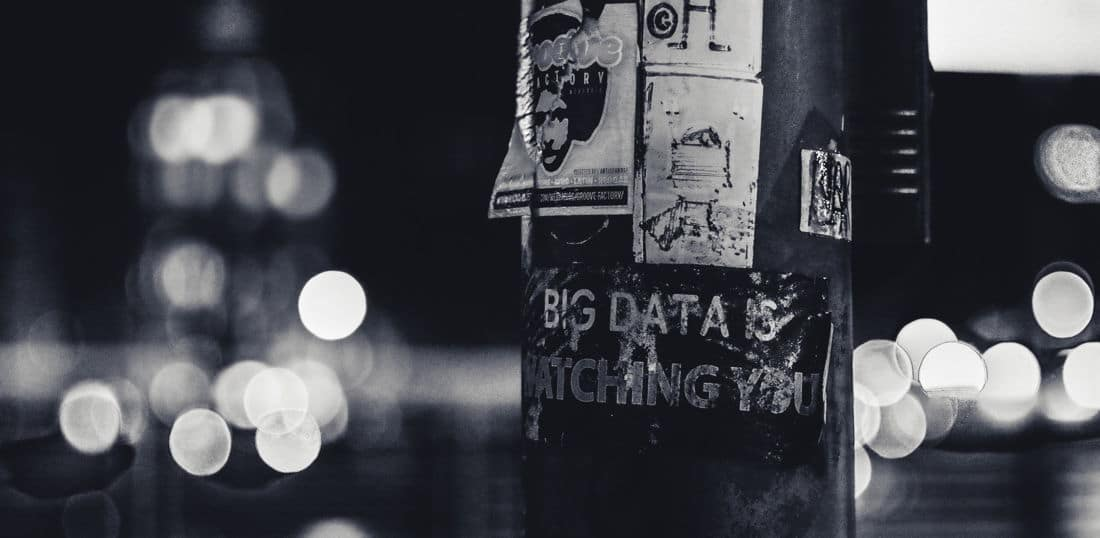 big data is watching